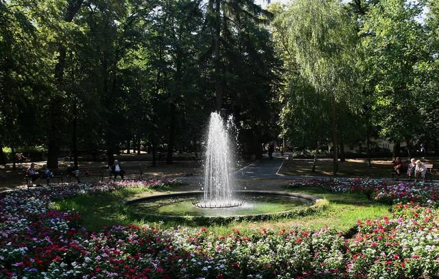 park u sokobanji