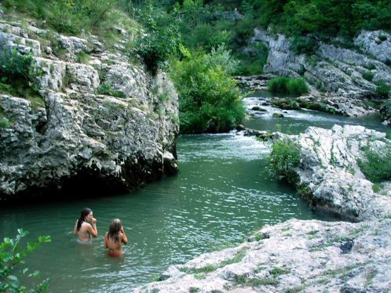 sokobanjska moravica -reka kod sokobanje